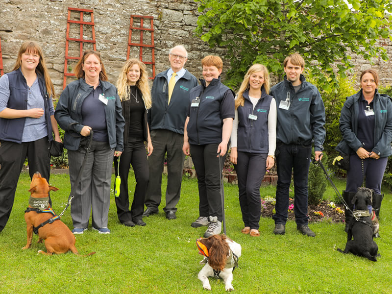 paws for progress castle huntly 8
